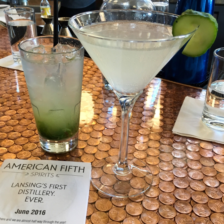 American Fifth Spirits Lansing Michigan
