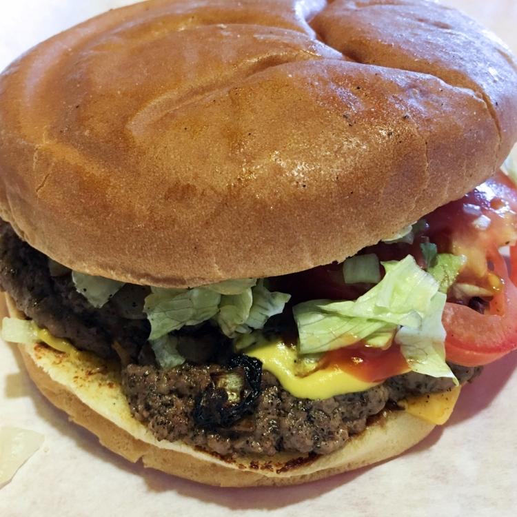 Jaws Jumbo Burgers Farmington Hills