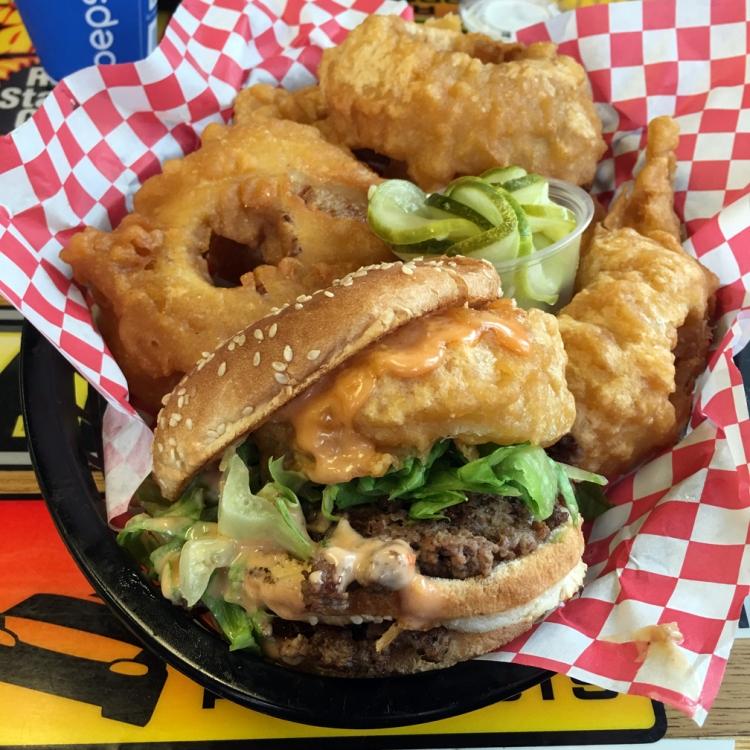 Seeburger's Cheeseburgers Roseville Michigan