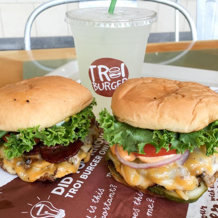Troi Burger Dearborn