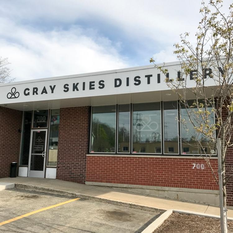 Gray Skies Distillery Grand Rapids