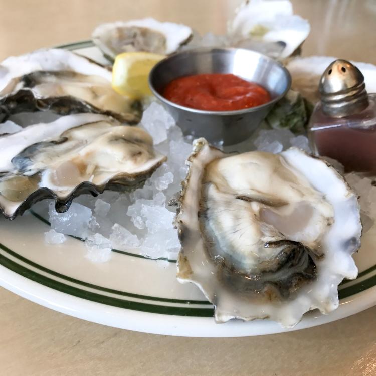 Voyager Ferndale Oyster Restaurant