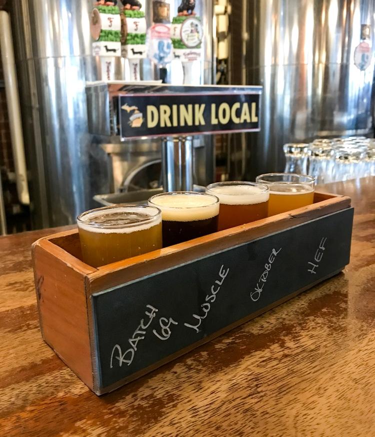 Frankenmuth Brewery Michigan