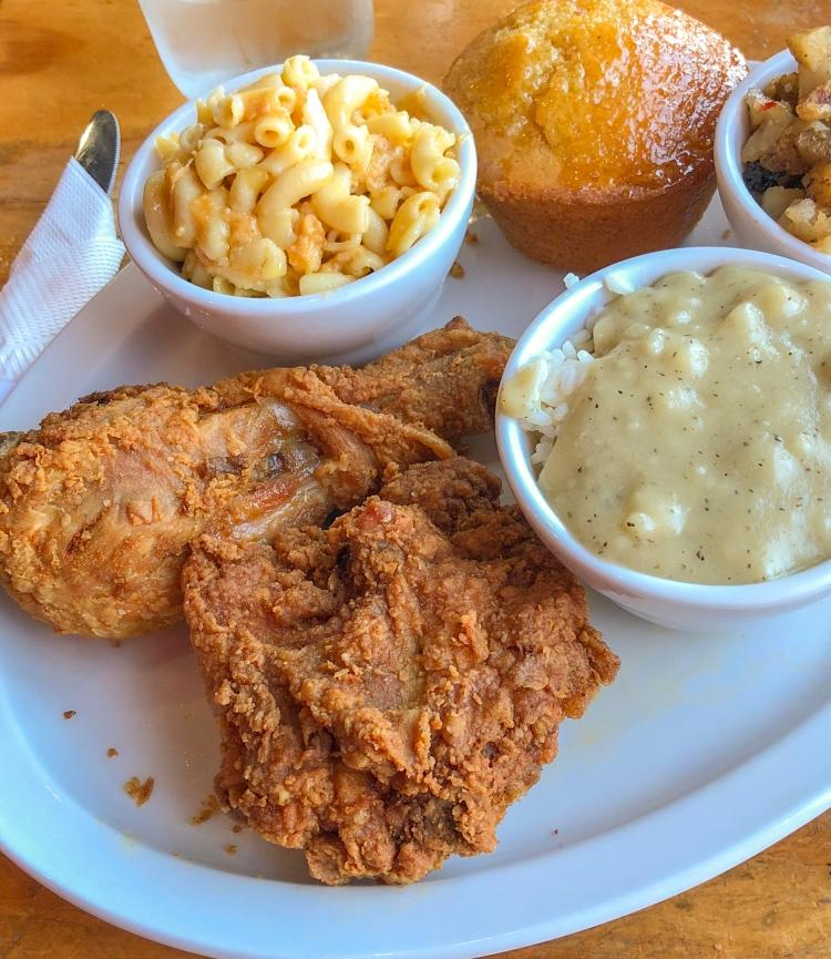 Kuzzo's Chicken & Waffles Detroit