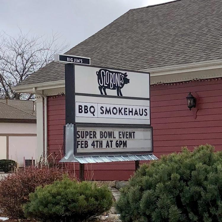 Slo' Bones Smokehaus Frankenmuth Michigan